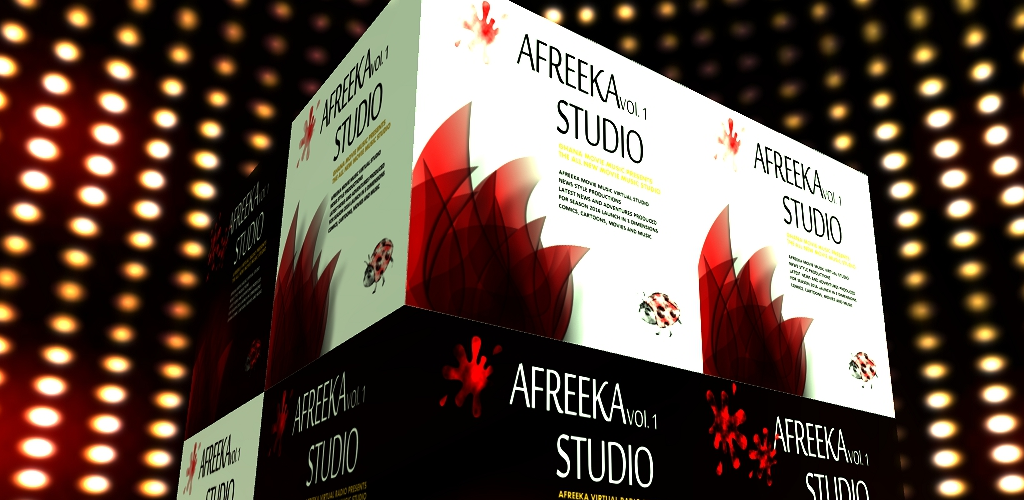 Afreeka Radio Virtual Studio